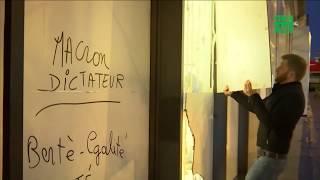 Pháp thiệt hại hàng tỷ euro sau các cuộc biểu tình của phe áo vàng | VTC14