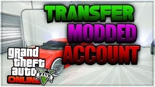 GTA 5 || Online Character Transfer Tutorial! (Step-By-Step)
