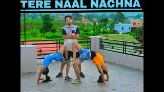 Nawabzaade: TERE NAAL NACHNA Song Feat. Athiya Shetty | Badshah,  Sunanda S | dance cover| D&DGroup