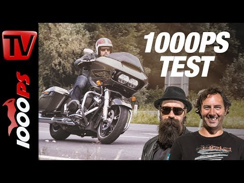 1000PS Test - Harley-Davidson Road Glide Special 2017