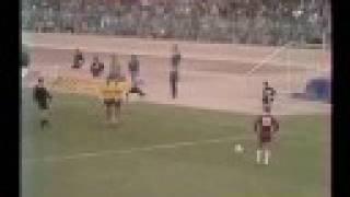 ael aek 4 1 greek championship 1984 85