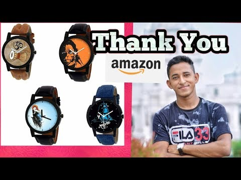 Amazon Combo Watch For Boys Unboxing