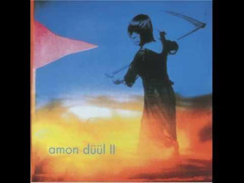 Amon Düül II - Soapshop Rock pt. 2 - Hallucination Guillotine