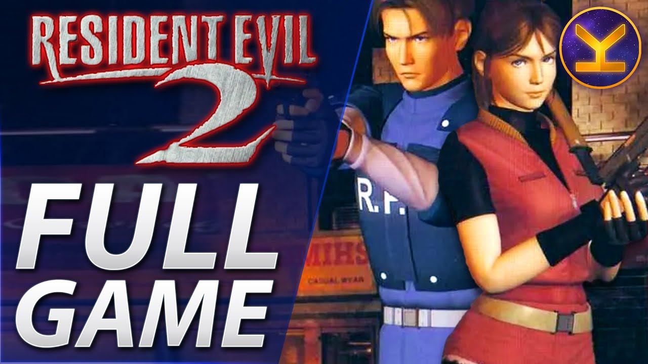 resident evil 2 ps1 leon walkthrough