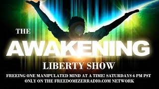Flat Earth Clues Interview 25 - Awakening Liberty Radio via Phone