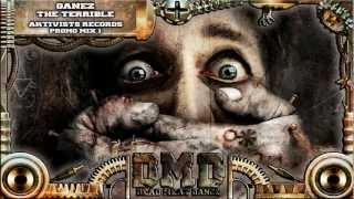 Ganez The Terrible - Aktivists Records Promo mix 1 (Techno mix)