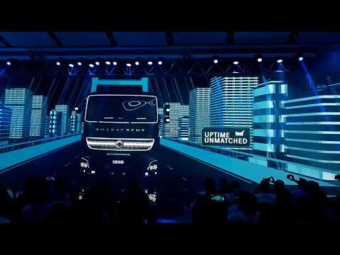 BharatBenz BS IV trucks launch