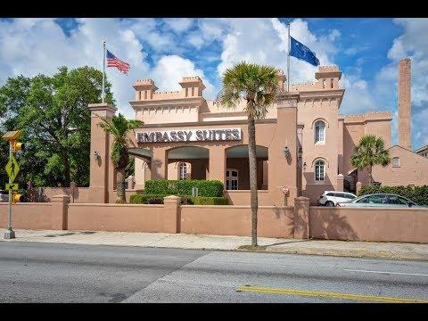 Embassy Suites Charleston - Historic Charleston - Charleston Hotels, South Carolina
