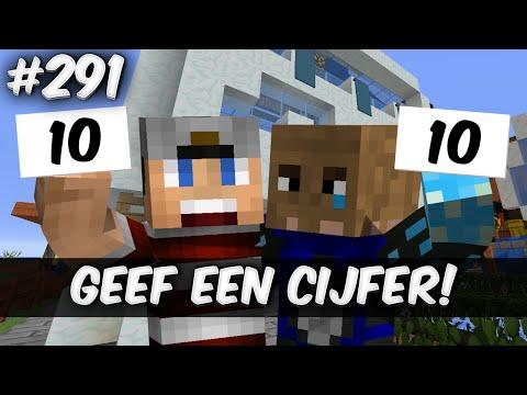Minecraft Survival #291 - GEEF EEN CIJFER!