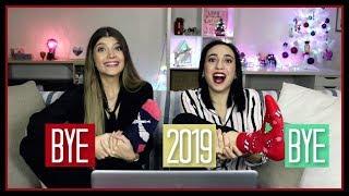 Αντιδρούμε σε παλιά μας βίντεο #2019 || fraoules22