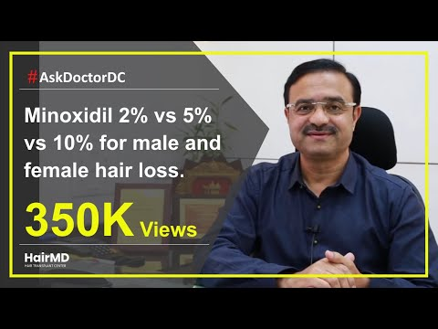 minoxidil-2%-vs-5%-vs-10%-for-male-and-female-hair-loss-|-hairmd,-pune-|-(in-hindi)