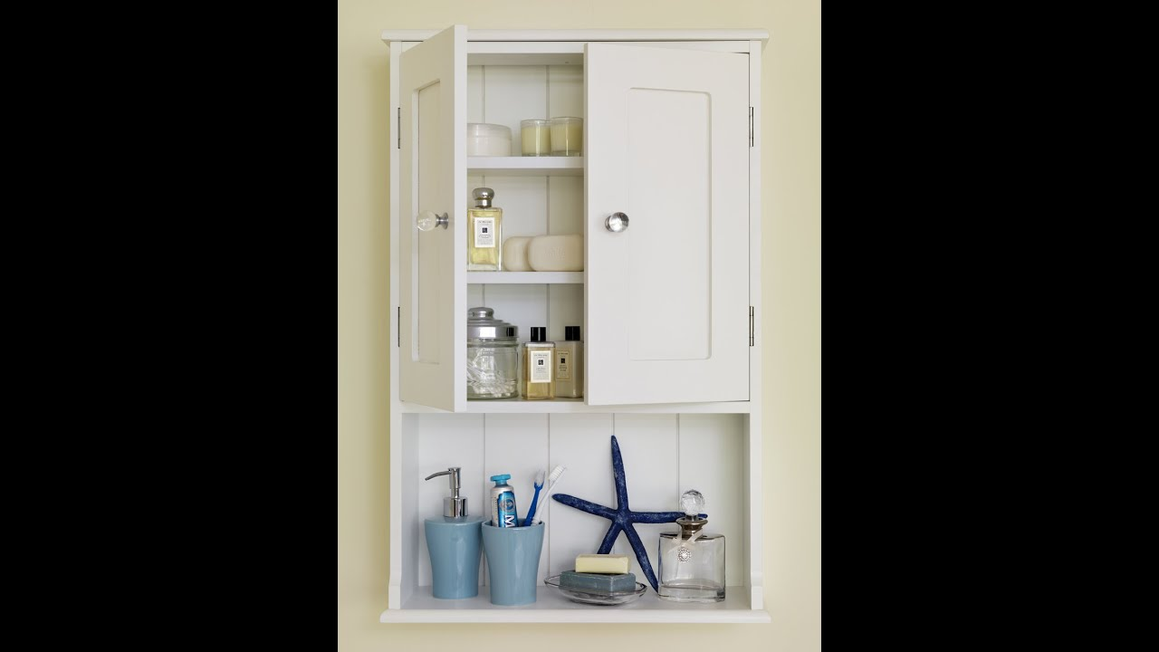 Bathroom countertop storage cabinets - YouTube
