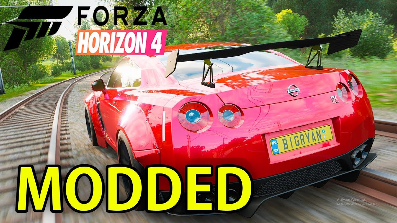 How To Mod Forza Horizon 4 Money Mod 2019