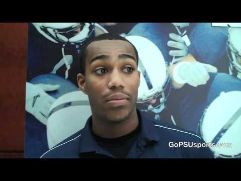 Penn State Football: Outback Bowl Media - Justin Brown and Graham Zug