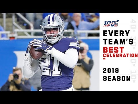 Every Team's Best TD Celebration of the 2019 Season!