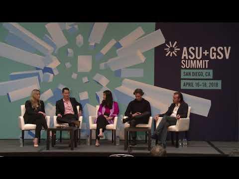ASU GSV Summit: Global Panel: The World Student