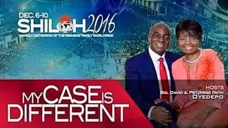 SHILOH 2016: Hour of Visitation ( Morning Session)  Day 4