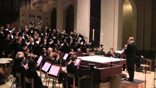 Exultate Chamber Choir & Orchestra - I Wonder as I Wander - arr Thomas Rossin