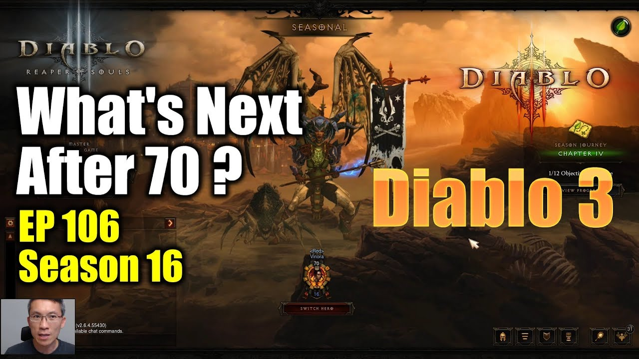 [Diablo 3] 10 Tips for Fresh Level 70 (Season)