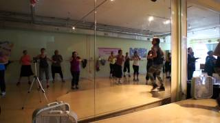 Boom Boom (Tequila), by Kat Deluna - Zumba with Carolina B.
