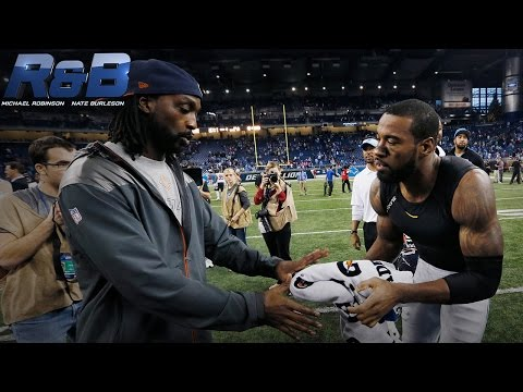 Is Calvin Johnson a Hall of Famer? | Charles Tillman Interview| The R&B Podcast| NFL