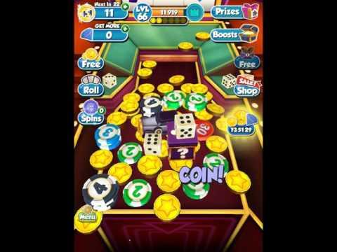 Coin Dozer: Casino Spinning the Wheel! JACKPOT! Pusher Coin
