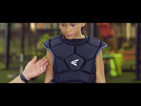 Easton - Fastpitch Prowess QwikFit Catcher's Gear Video