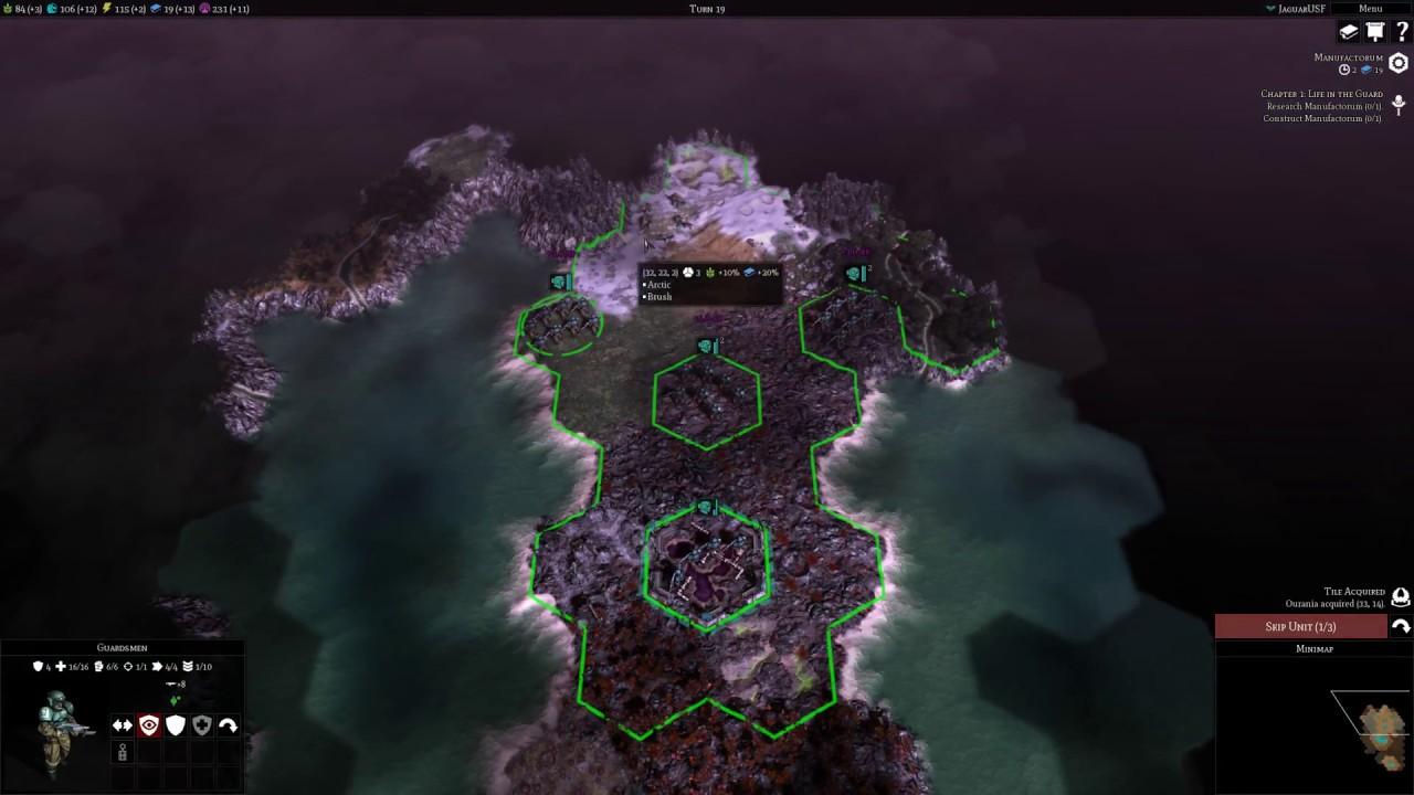 Image result for Warhammer 40,000: Gladius - Relics of War gameplay