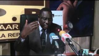 Macky Sall-Si Wade prolonge son mandat d