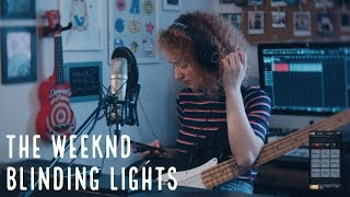 The Weeknd - Blinding Lights (cover by Jessiah)
