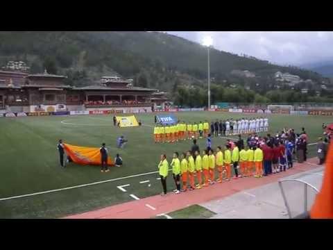 Bhutan National Anthem