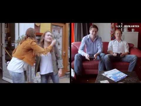 Studentfilm.nl | WHO ARE YOU? 'DIZ IS ME!' - A.S.V. DIZKARTES