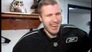 Ilya Bryzgalov Score Interview