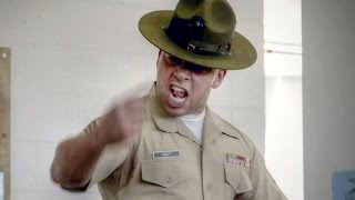 Drill Instructor Gives EPIC Speech – United States Marine Corps Recruit Training