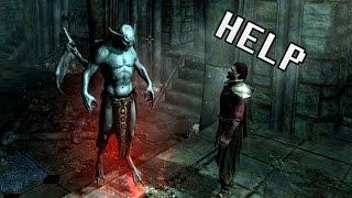 видео Skyrim вампиры. Как стать вампиром в Skyrim и как вылечиться