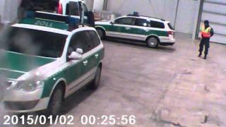 Germany Zol / Alman Gümrük Uyuşturucu Kontrol İşlemleri