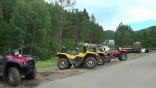 видео Лечебные курорты Алтайского края