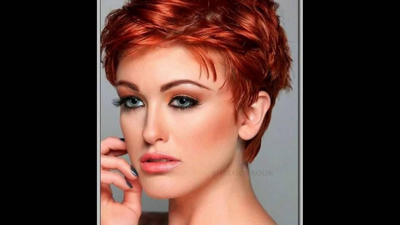 Hair Style Thin Hair: Short Hairstyles For Thin Hair । Short Hairstyles For Thin