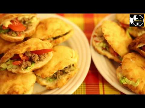 Guadeloupe recette bokit