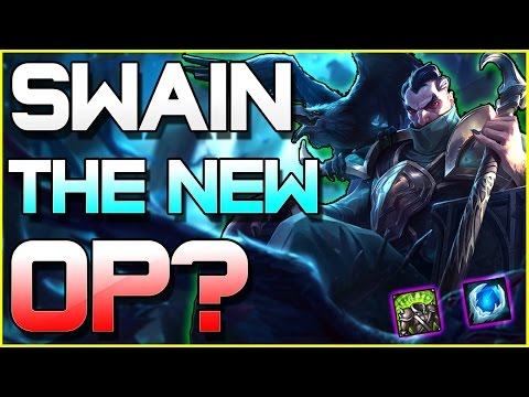 TANK SWAIN THE NEW OP? - Guide & Tips | League of Legends