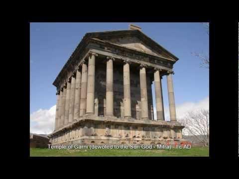Памятники архитектуры Армении I часть