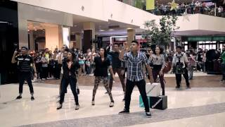 PETRONAS Merdeka and Malaysia Day 2013: #tanahairku - The Flashmobs