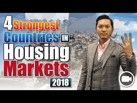 4 Strongest Housing Markets in 2018 (The 3rd/4th ones may Shock You)