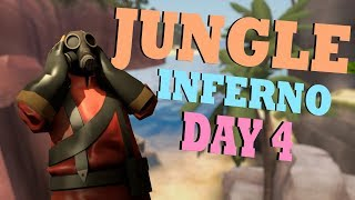 TF2: Jungle Inferno Update, Day 4 [ Buffs and Nerfs ]