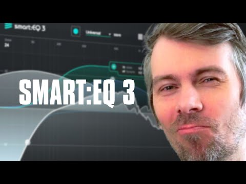 I tried the sonible smart:EQ 3