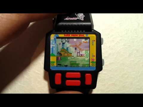 Nelsonic Super Mario World Game Watch
