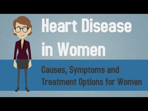 Heart Disease in Women Causes, Symptoms and Treatment Options for Women