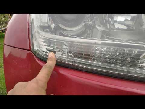 Как заменить габаритную лампу в автомобиле Suzuki Grand Vitara за 2 минуты!!!