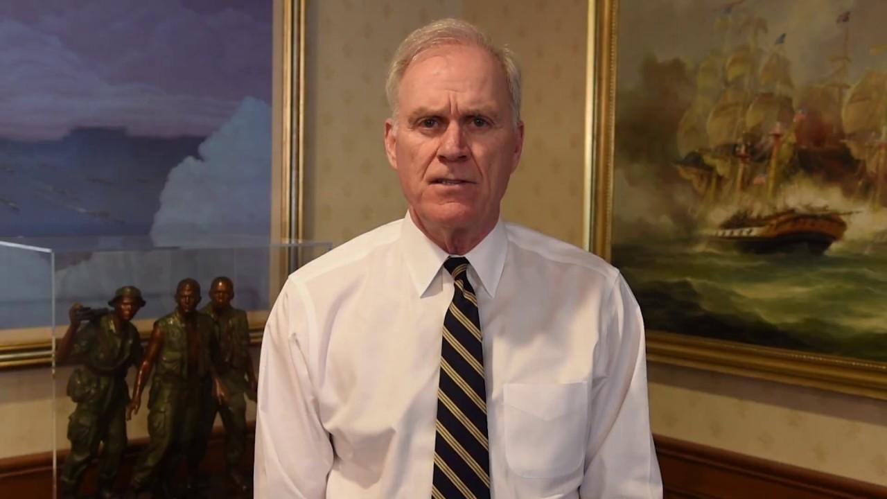 Secretary of the Navy Richard ...