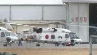 JMSDF Sikorsky SH-60J 8299 Seahawk(White hawk)